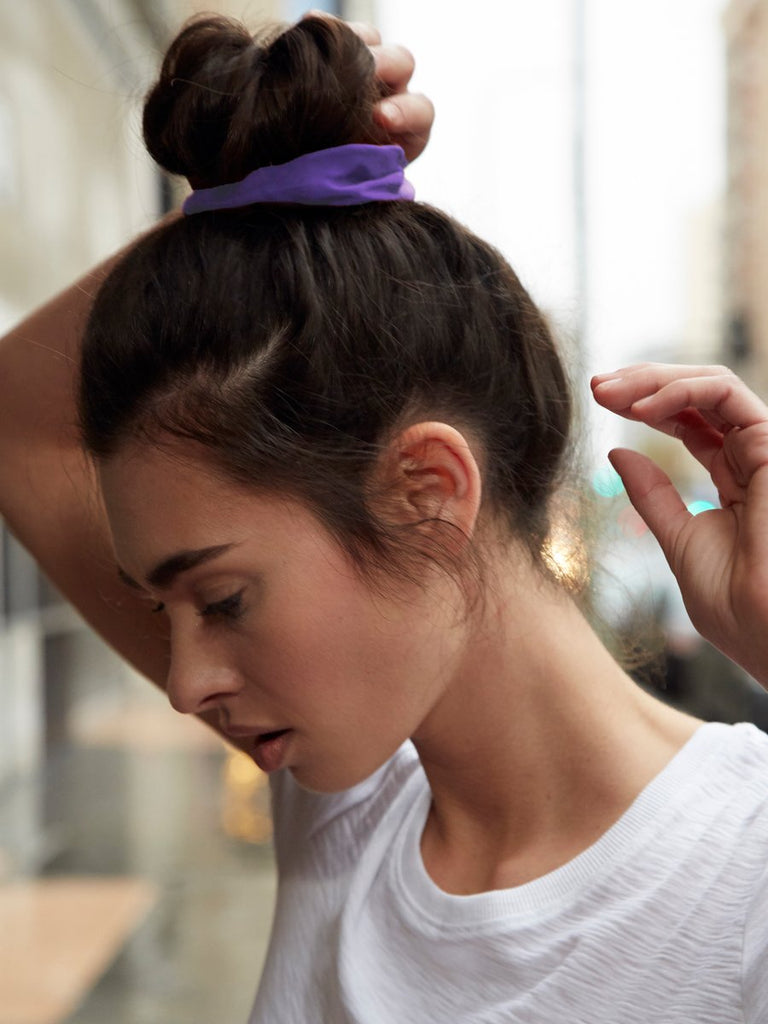 Nation LTD The Scrunchie in Iris
