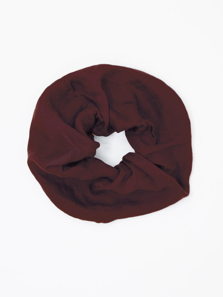 Nation LTD The Scrunchie in Pomegranate