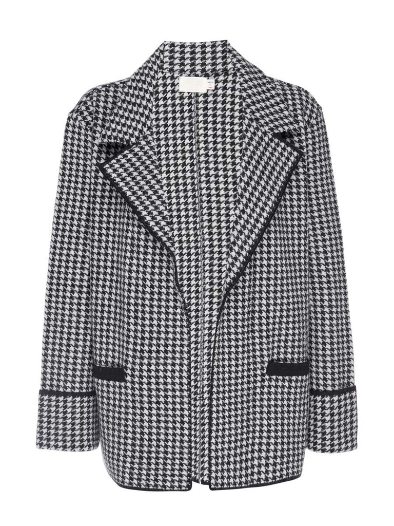 Nation LTD Vanessa Blazer in Houndstooth