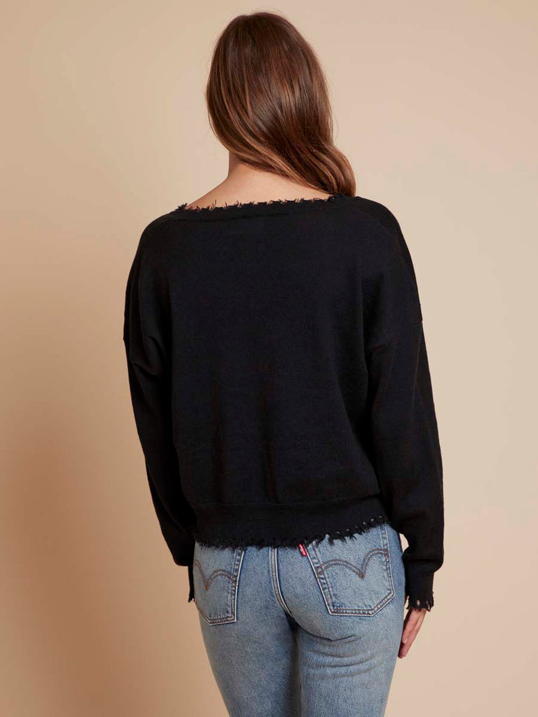 Jolie Sweater in Black