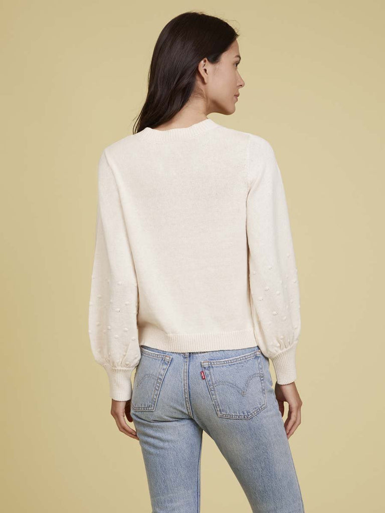 Nation LTD Ellie Sweater in Natural