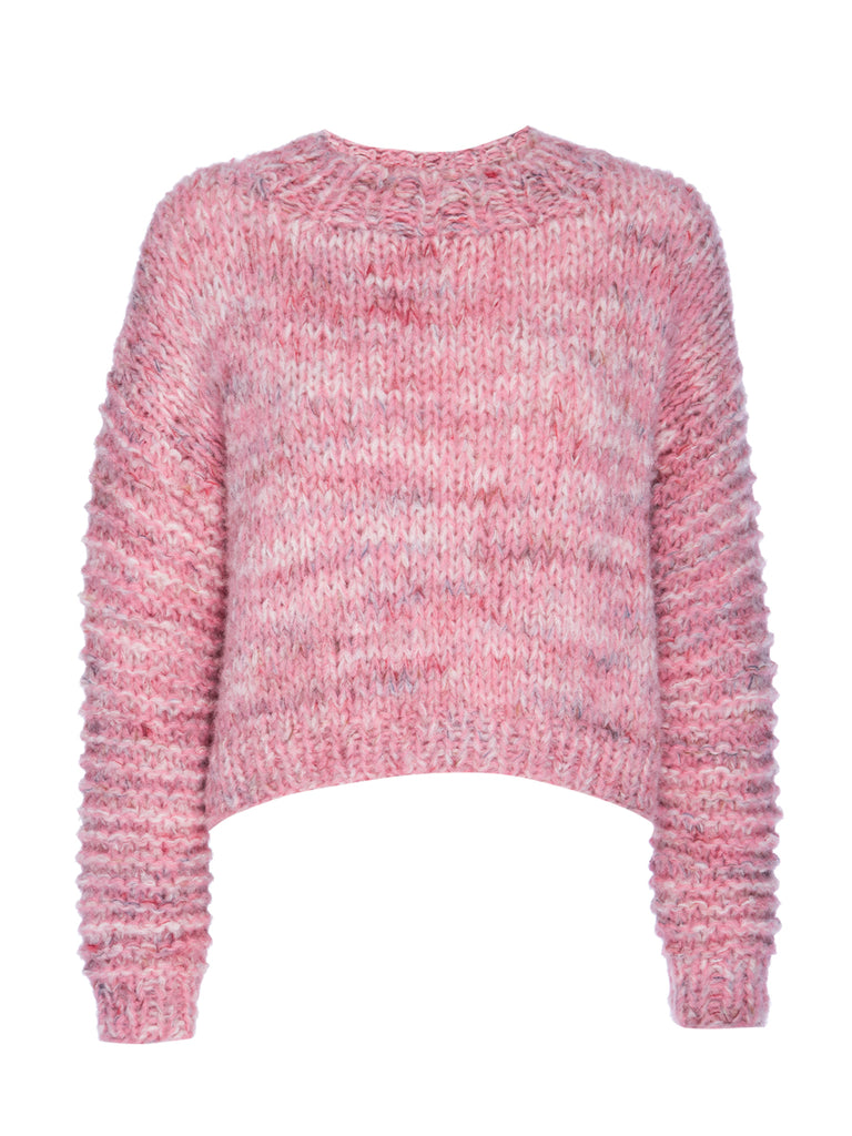 Nation LTD Tiera Sweater in Cotton Candy