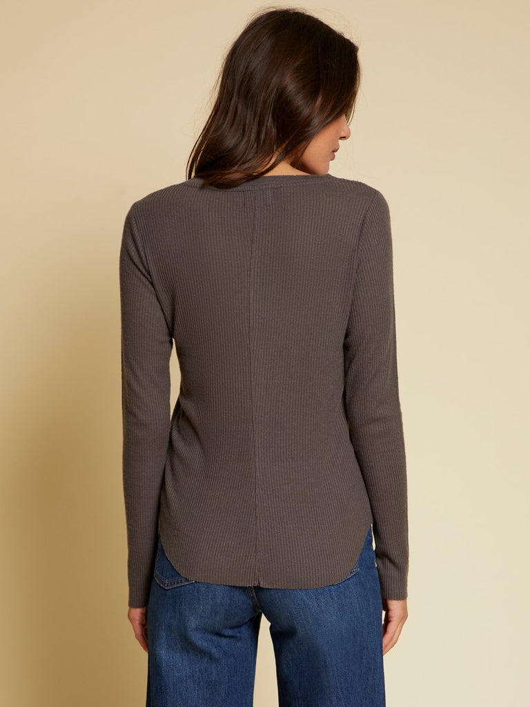 Nation LTD Mandi Sweatshirt in Sparrow
