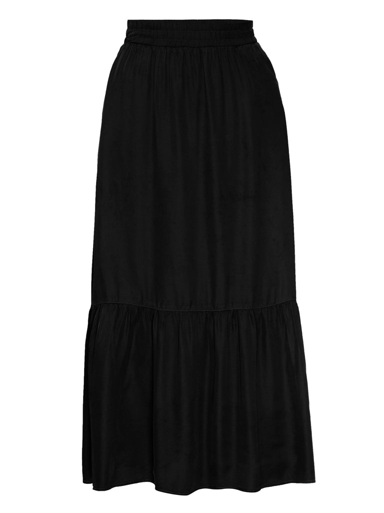 Nation LTD Alba Skirt in Black