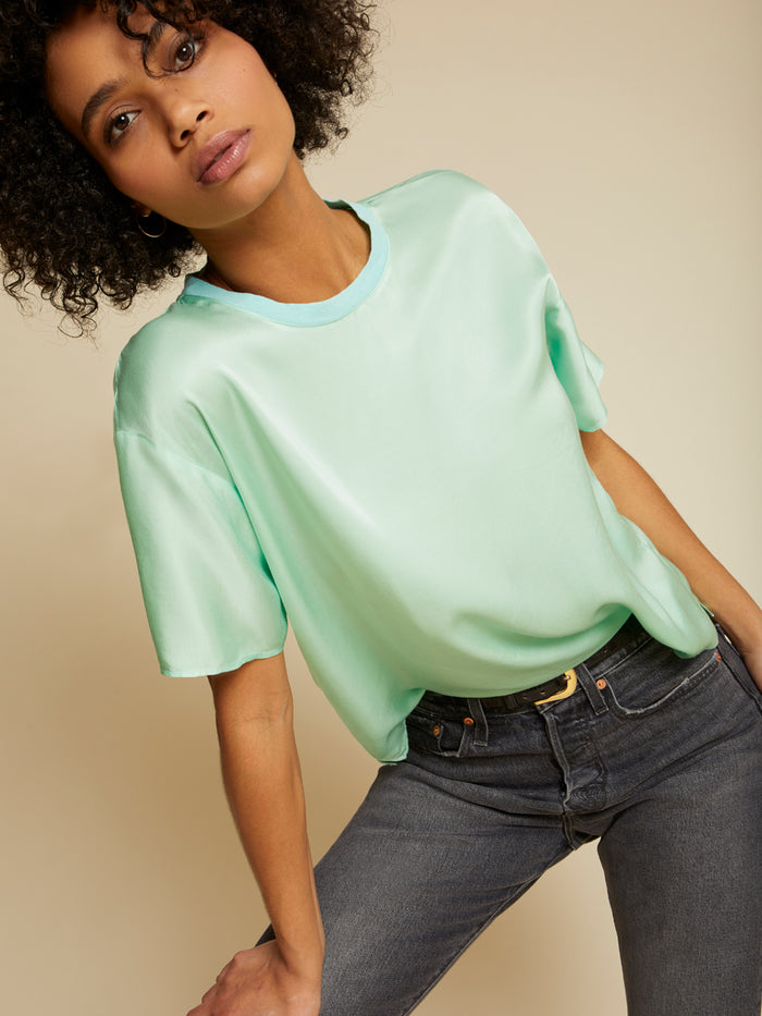 Nation LTD Allison Top in Mint