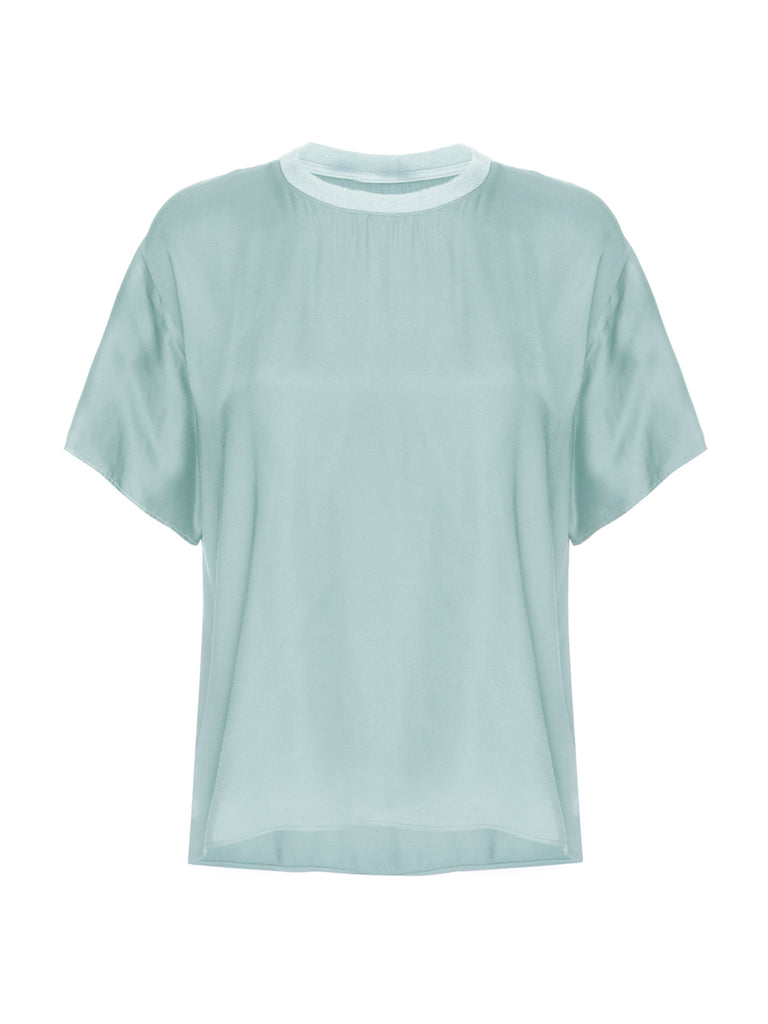 Nation LTD Allison Top in Seafoam