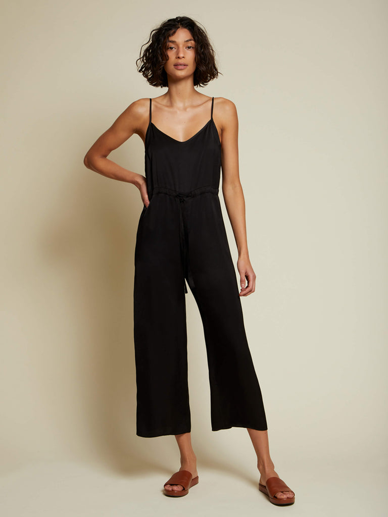 Nation LTD Aly Jumpsuit in Black