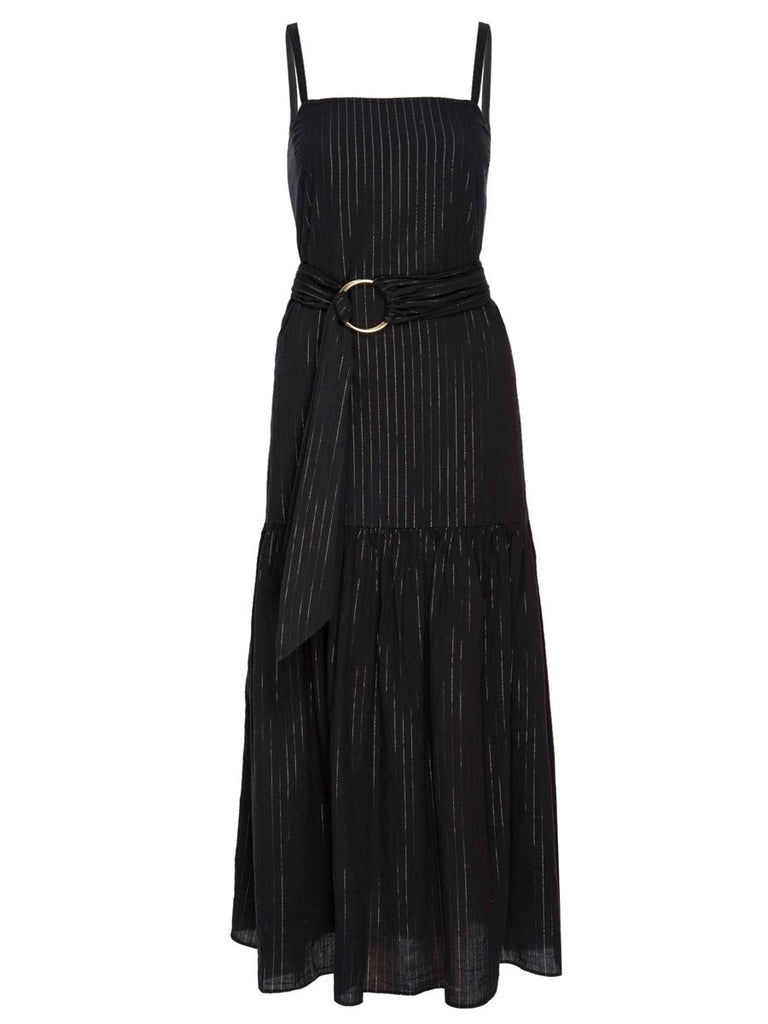 Nation LTD Anais Dress in Black