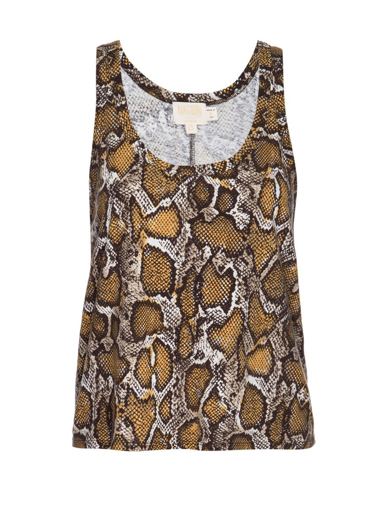 Nation LTD Berit Tank in Python
