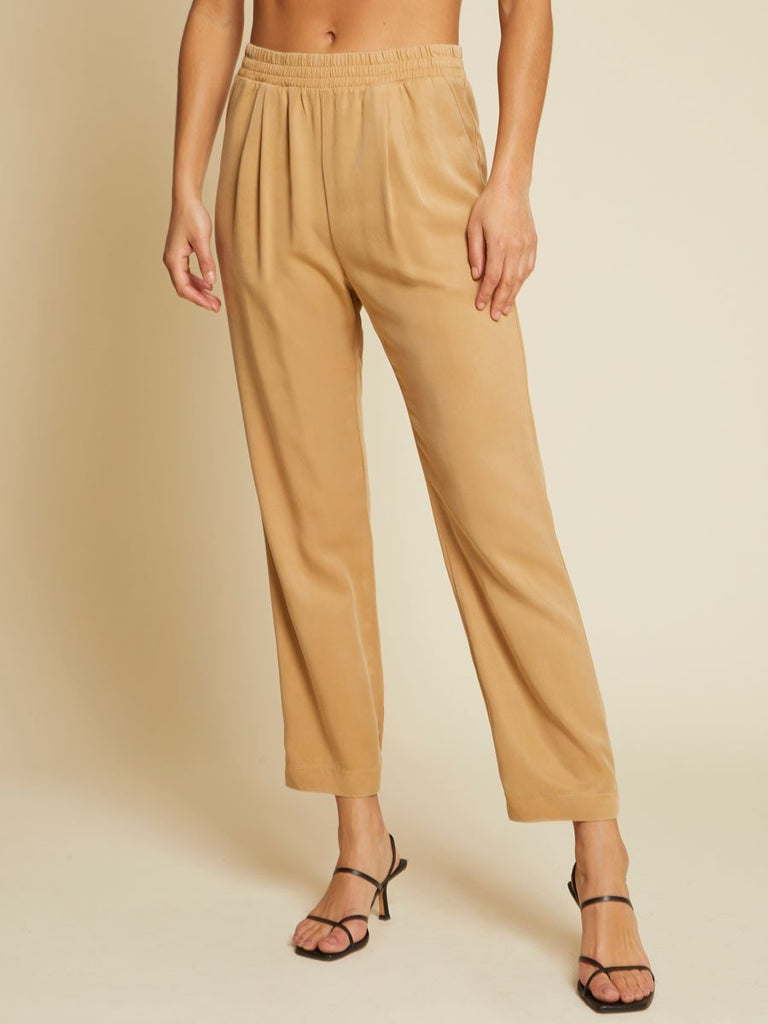 Nation LTD Berlin Pant in Camel