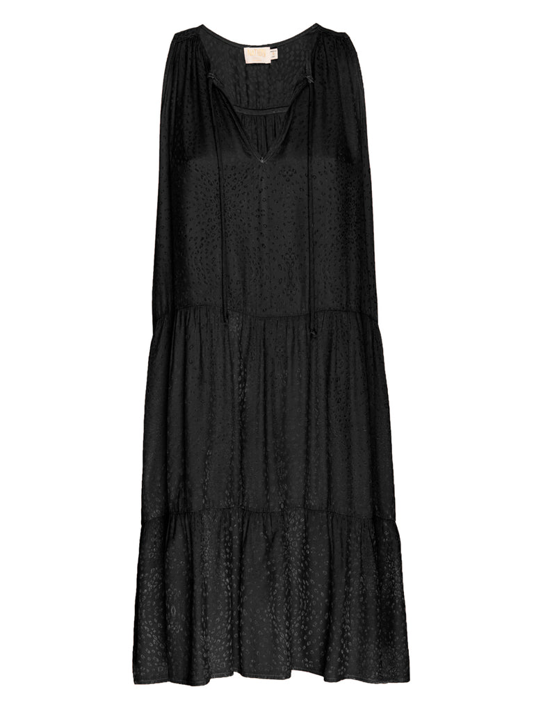 Nation LTD Blithe Dress in Black