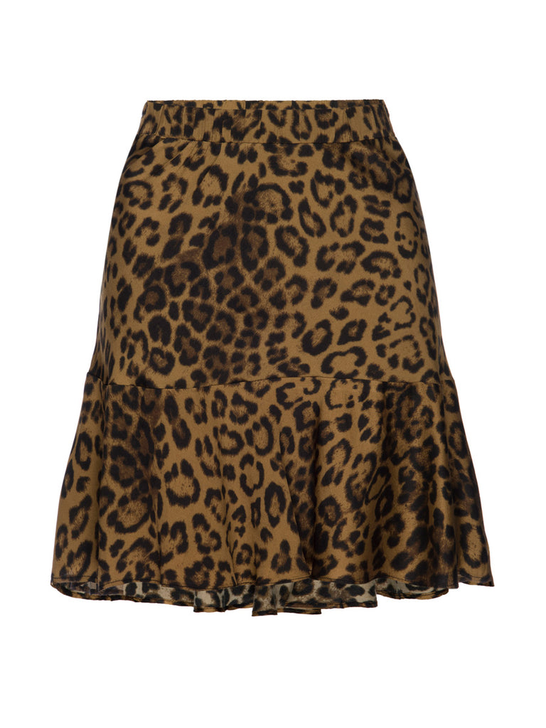 Nation LTD Claire Skirt in Jaguar