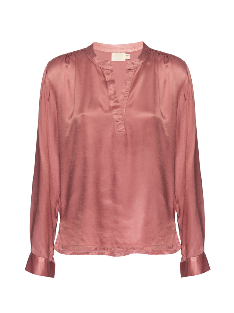 Nation LTD Ella Top in French Pink