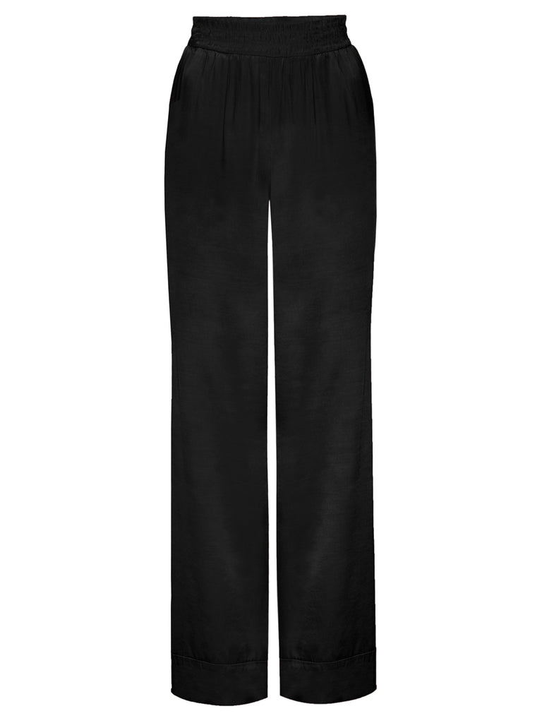 Nation LTD Fairfax Trouser in Black