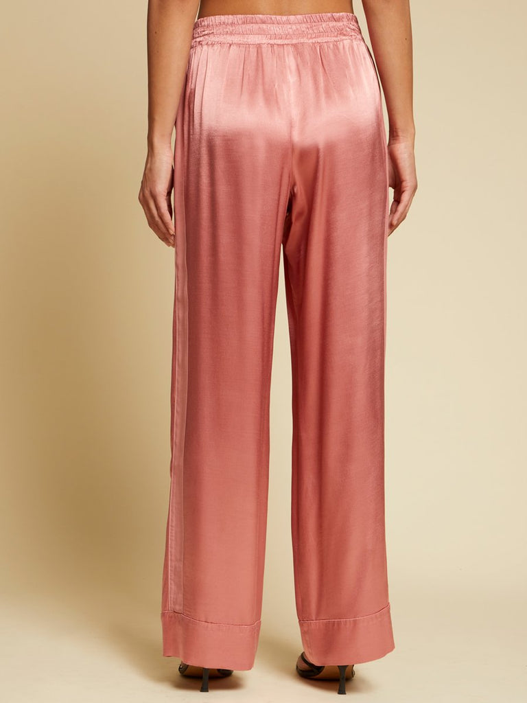 Nation LTD Fairfax Trouser in French Pink
