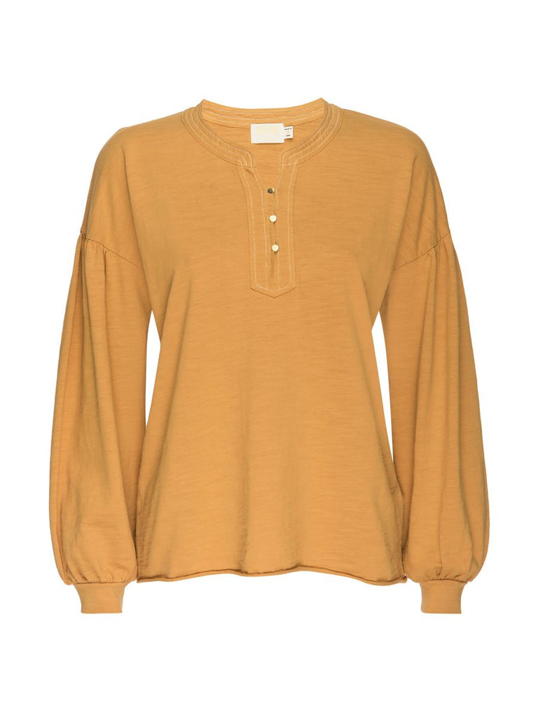 Nation LTD Gisella Long Sleeve in Canyon