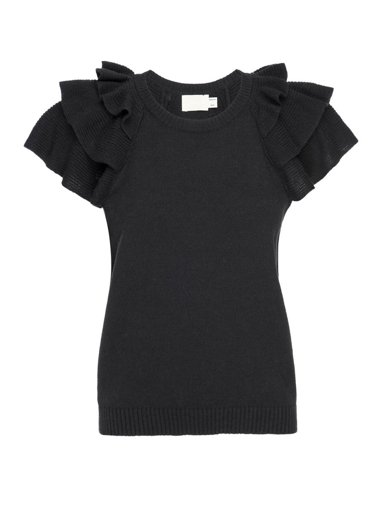 Nation LTD Isabella Sweater in Black