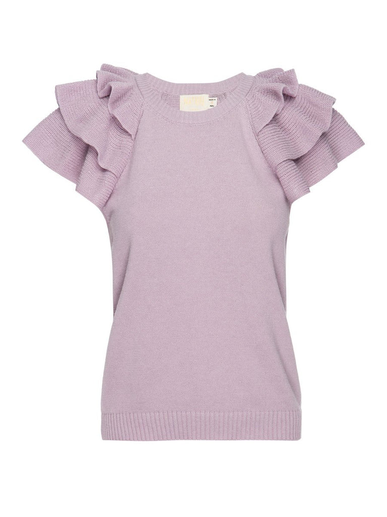 Nation LTD Isabella Sweater in Petunia