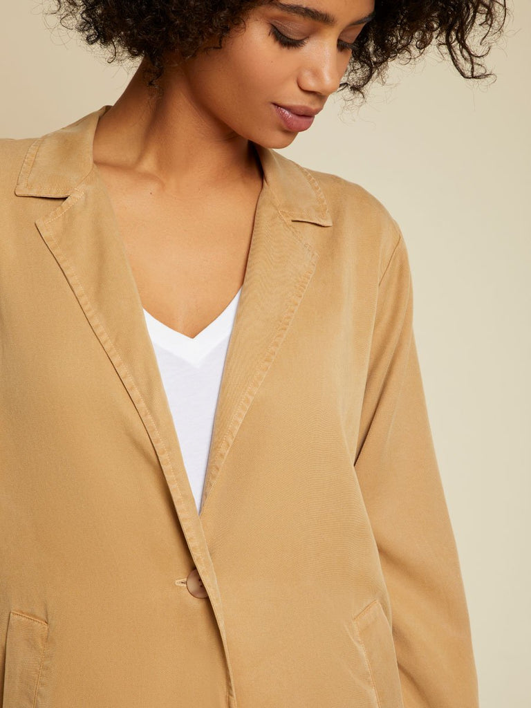 Nation LTD Jessie Blazer in Camel