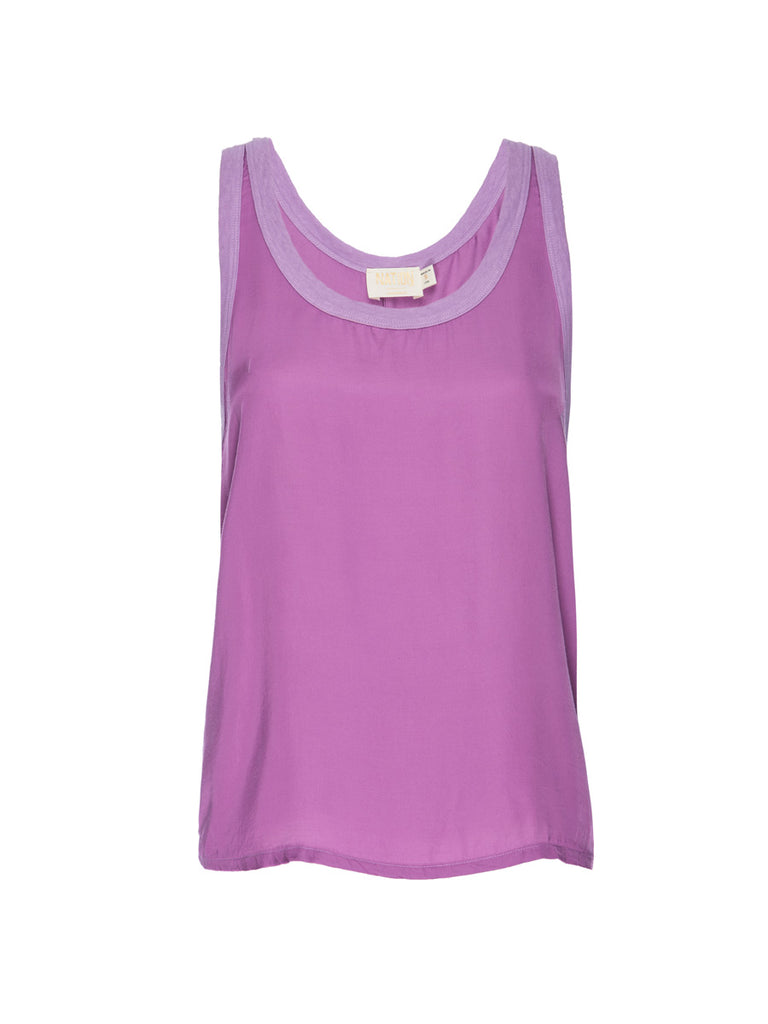 Nation LTD Jojo Tank in Ultraviolet