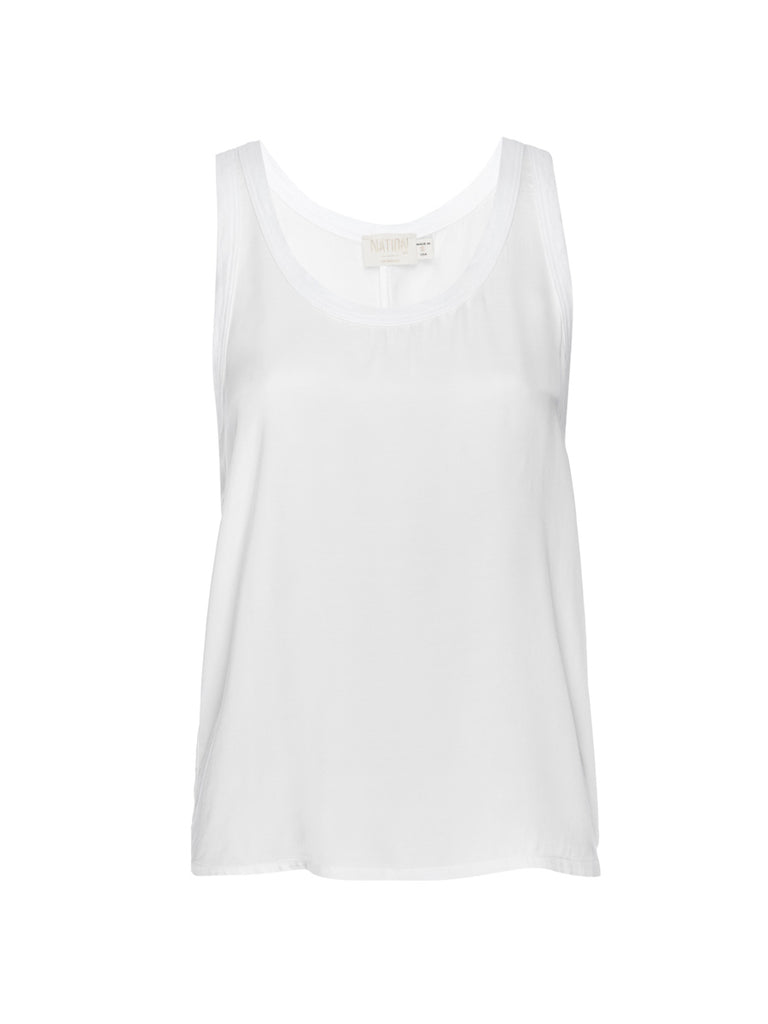 Nation LTD Jojo Tank in White