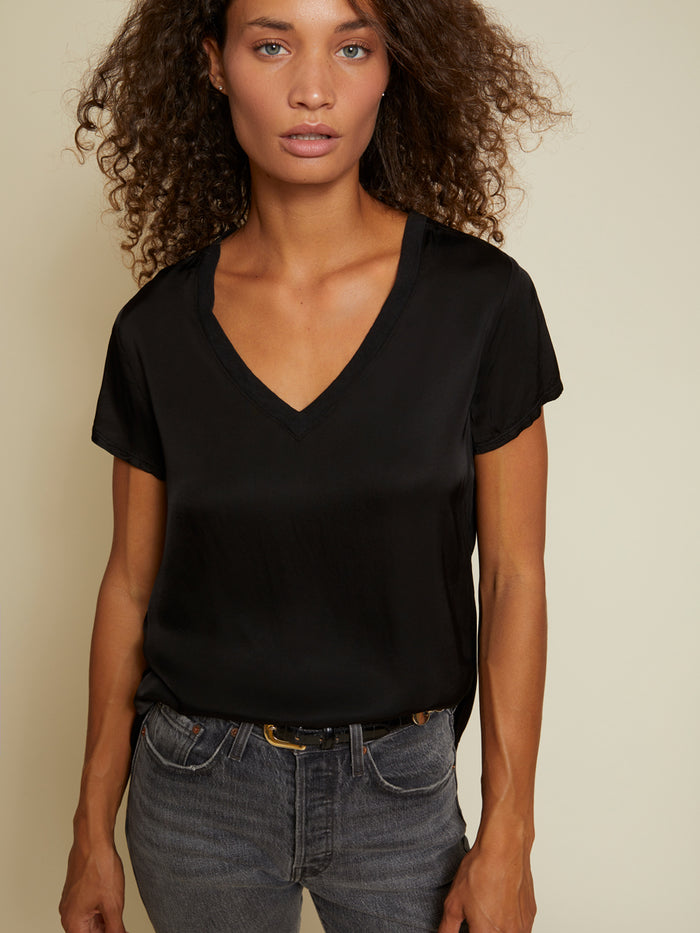 Nation LTD June Top in Black