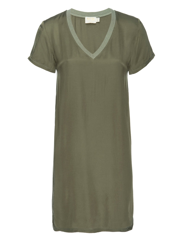 Nation LTD June Dress in Eucalyptus