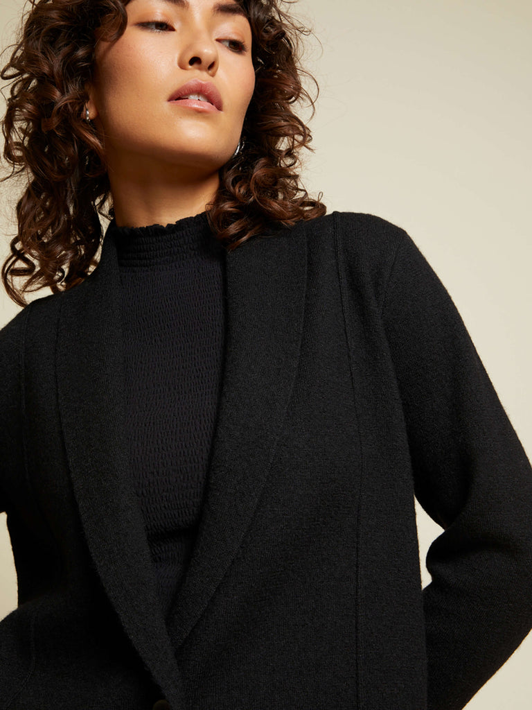 Nation LTD Kelly Blazer in Black