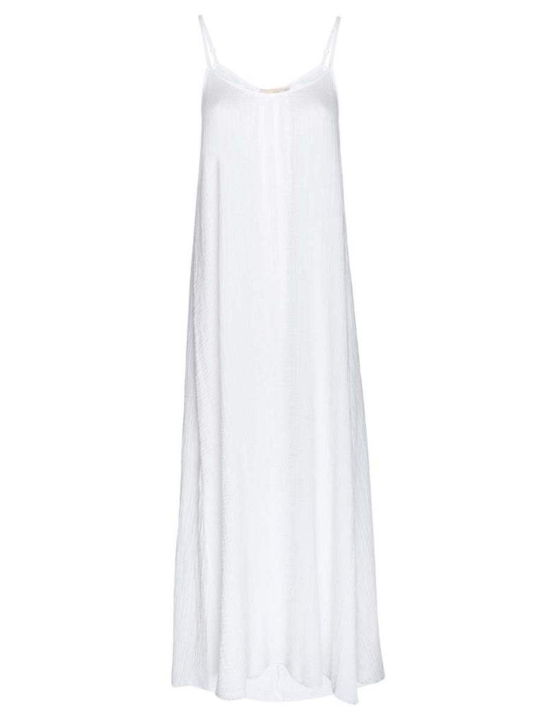 Nation LTD Lila Dress in White