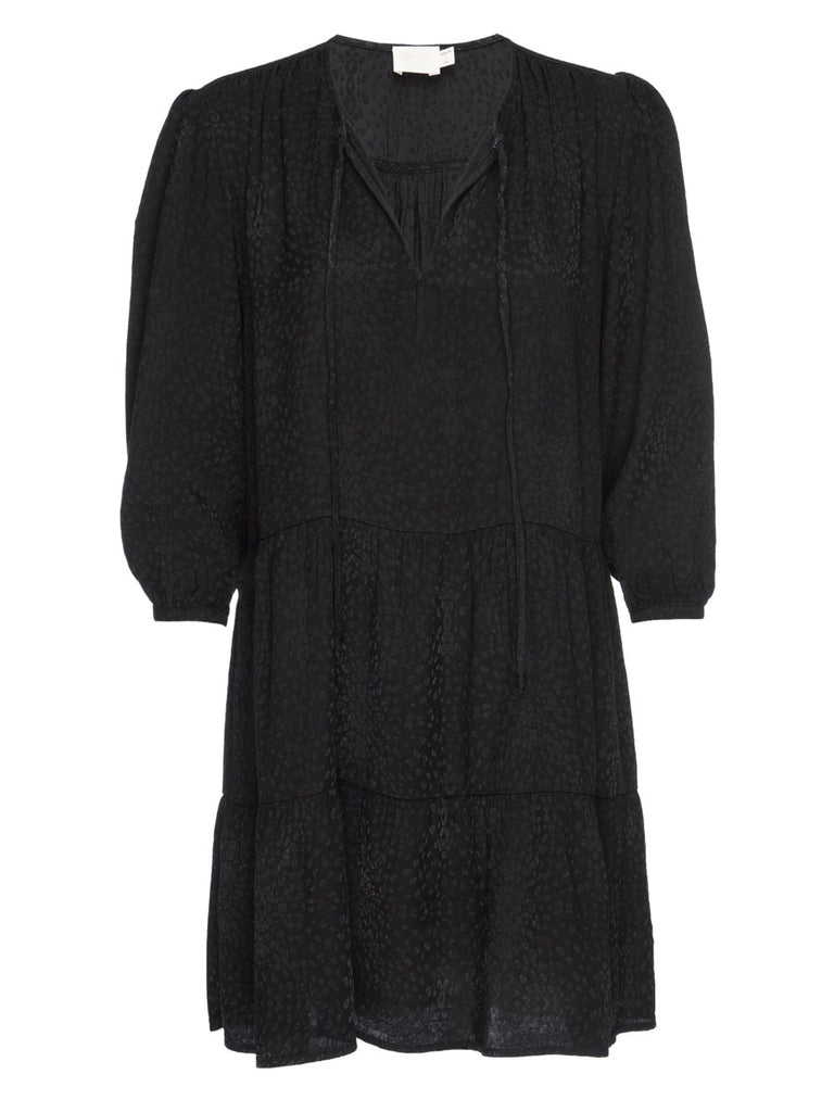 Nation LTD Liza Dress in Black