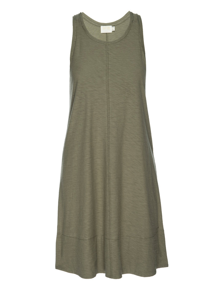 Nation LTD Lulu Dress in Eucalyptus
