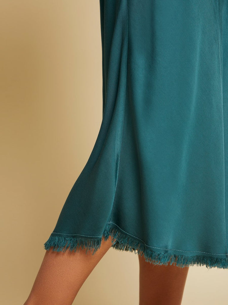Nation LTD Mabel Skirt in Teal