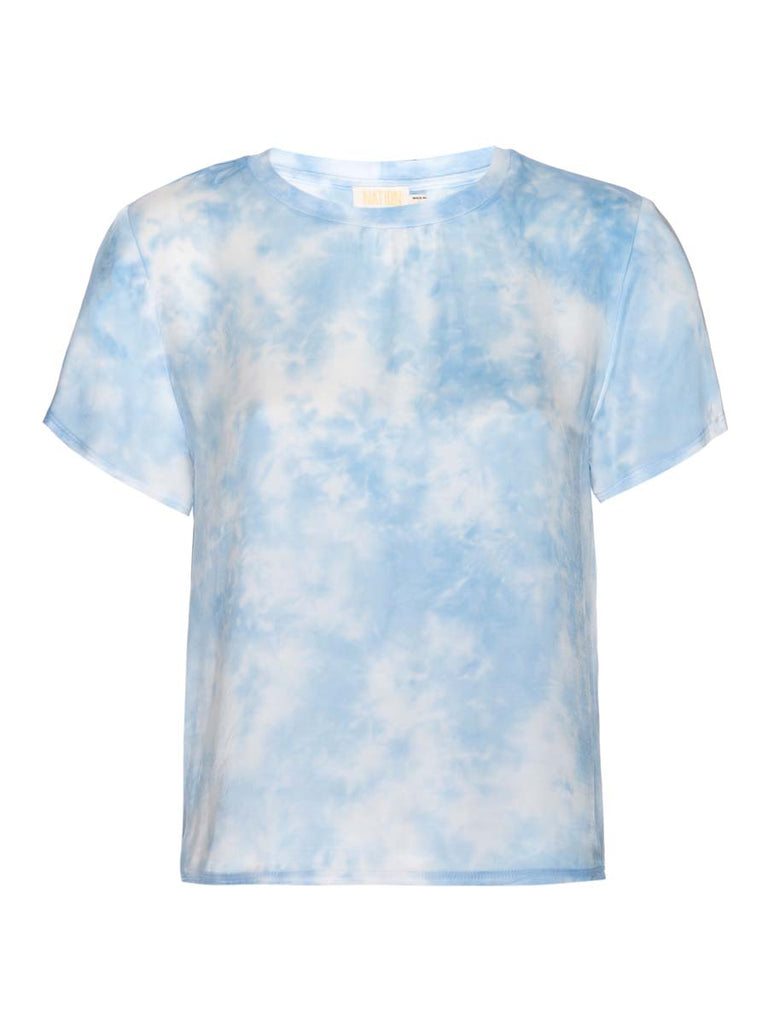 Nation LTD Marie Top in Blue Skies