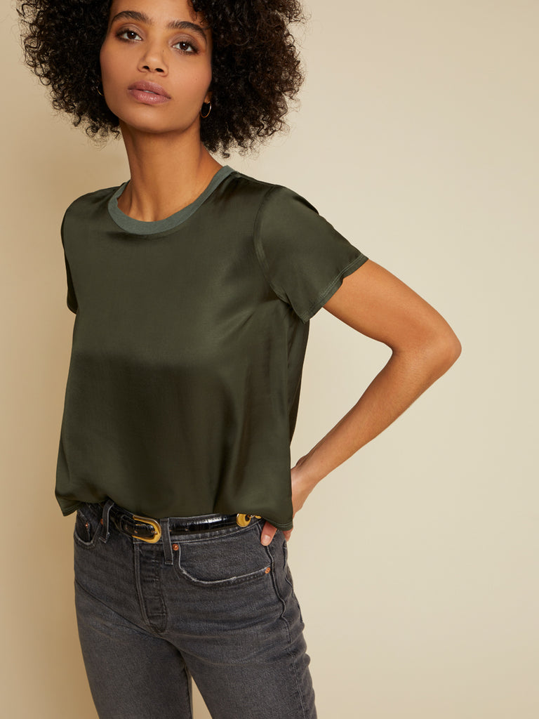 Nation LTD Marie Top in Surplus