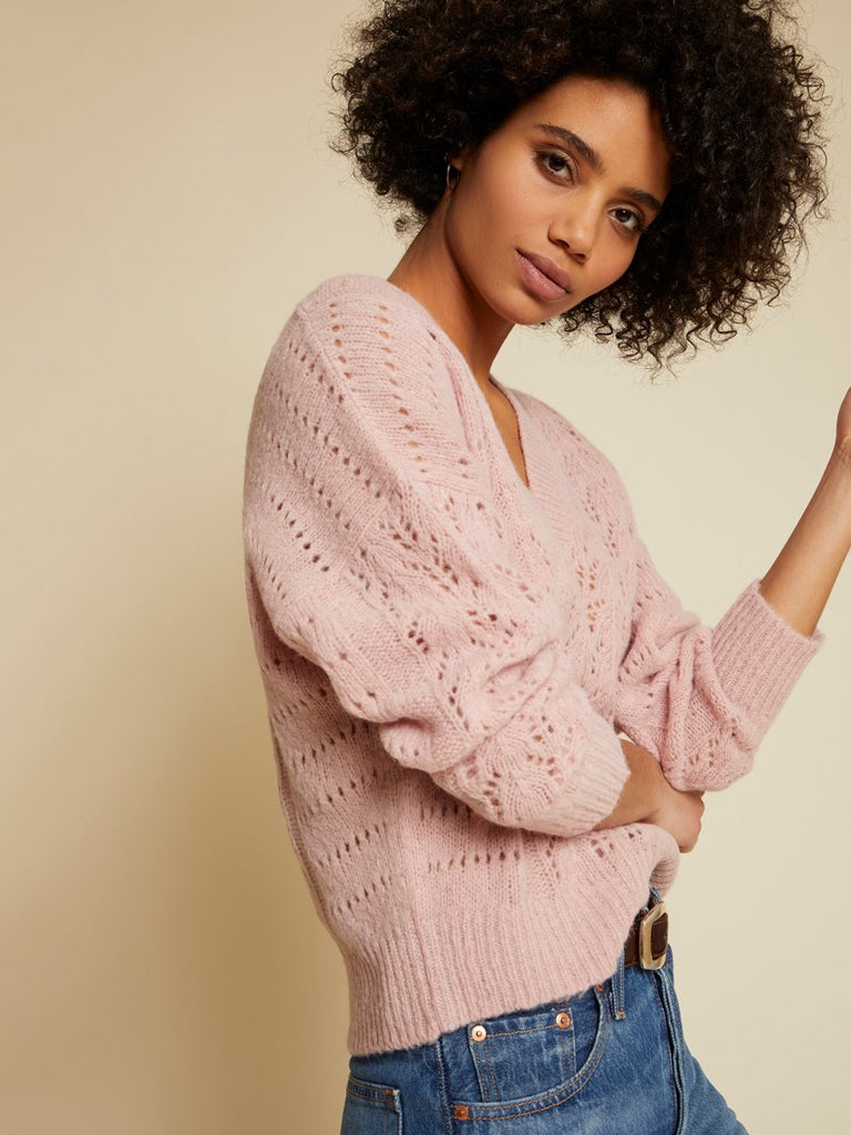 Nation LTD Mika Sweater in Cheeky