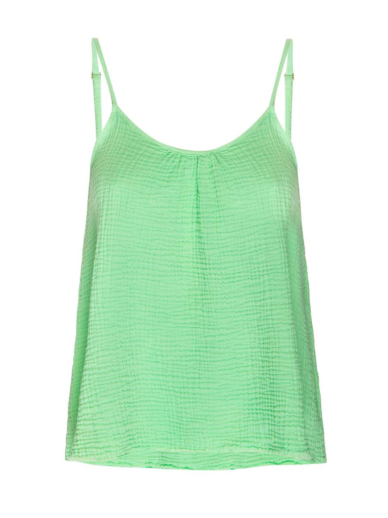 Nation LTD Millie Cami in Electric Lime