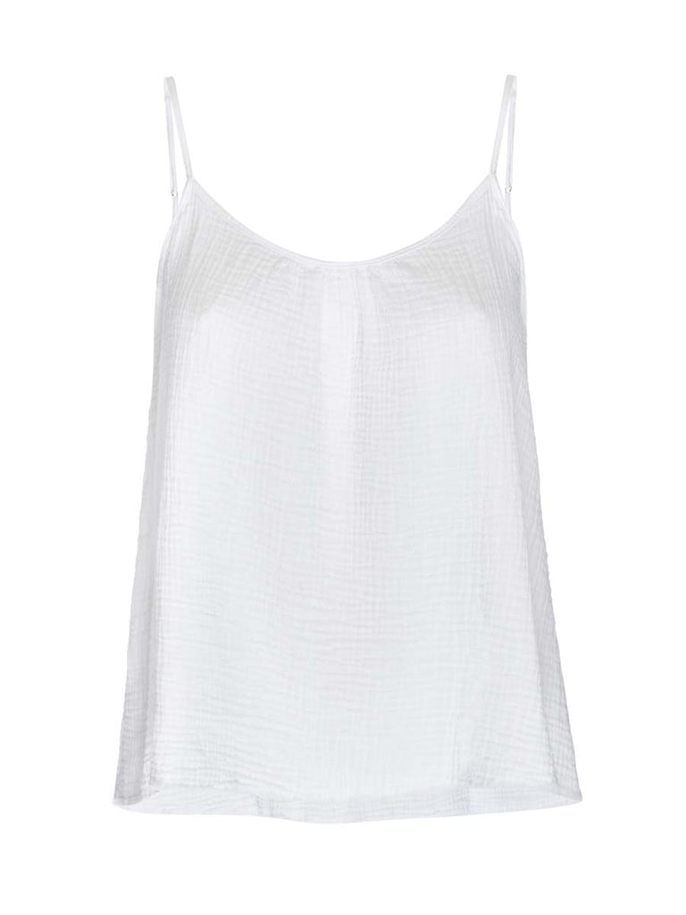 Nation LTD Millie Cami in White