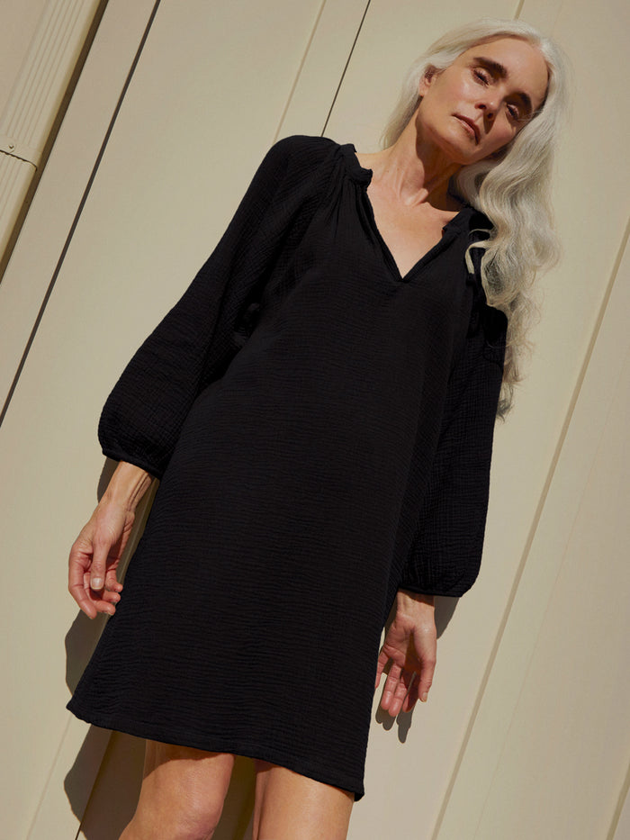 Nation LTD Nala Dress in Black