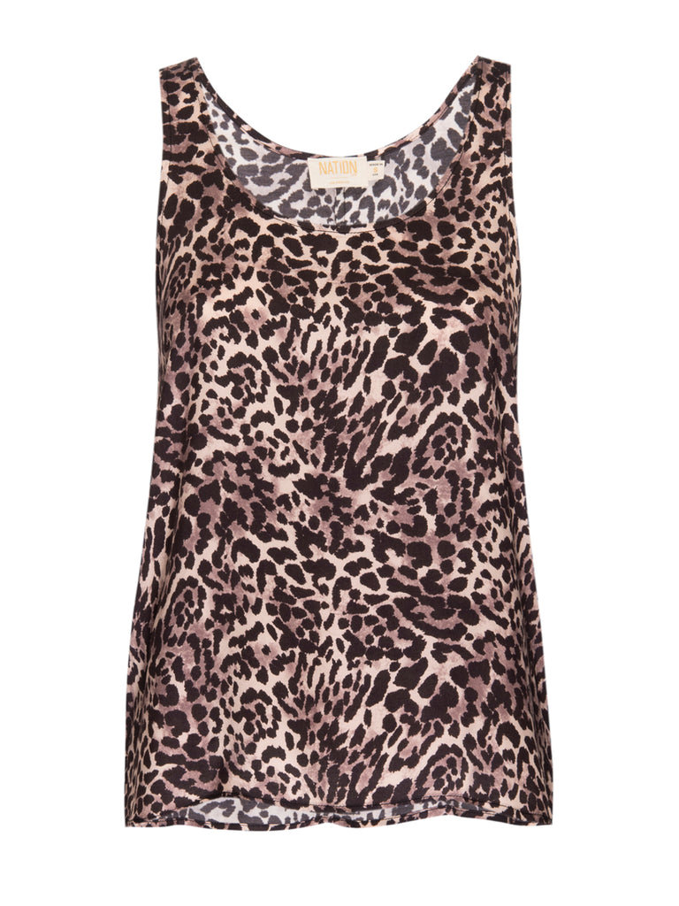 Nation LTD Naomi Tank in Safari
