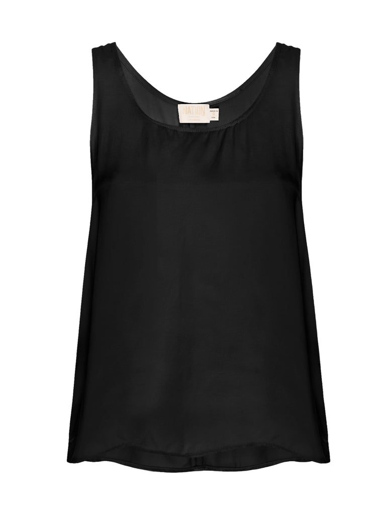 Nation LTD Naomi Tank in Black