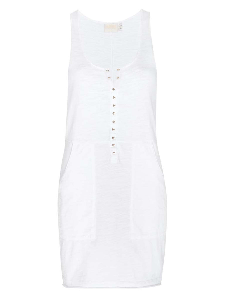 Nation LTD Neda Dress in Optic White