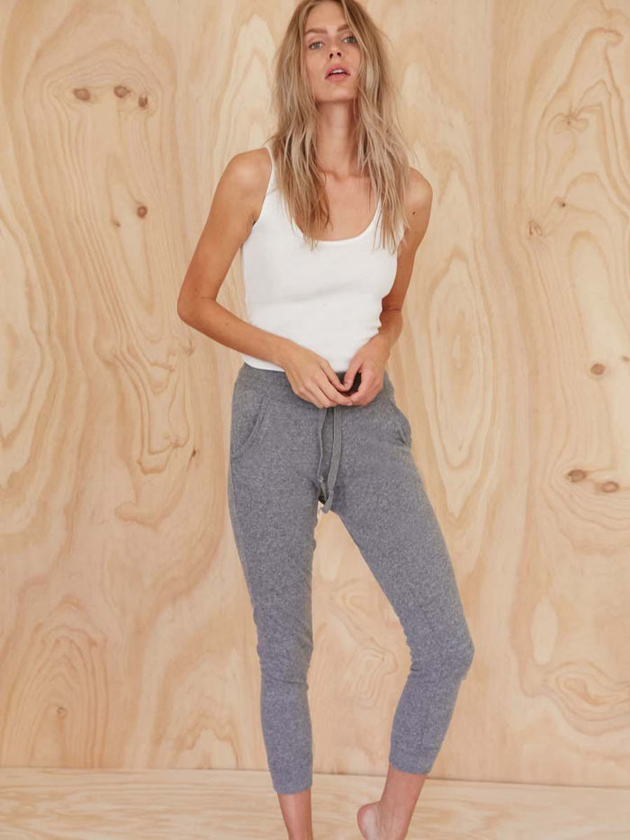 Silverlake Pant in Heather Grey