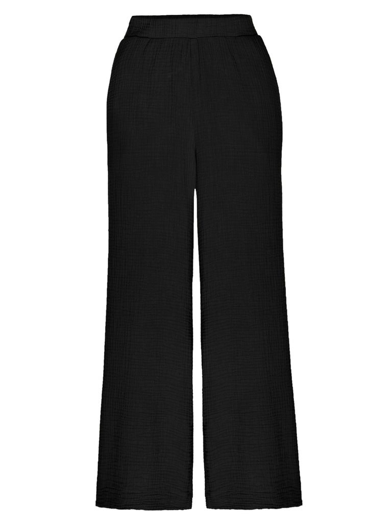 Nation LTD Palermo Pant in Black