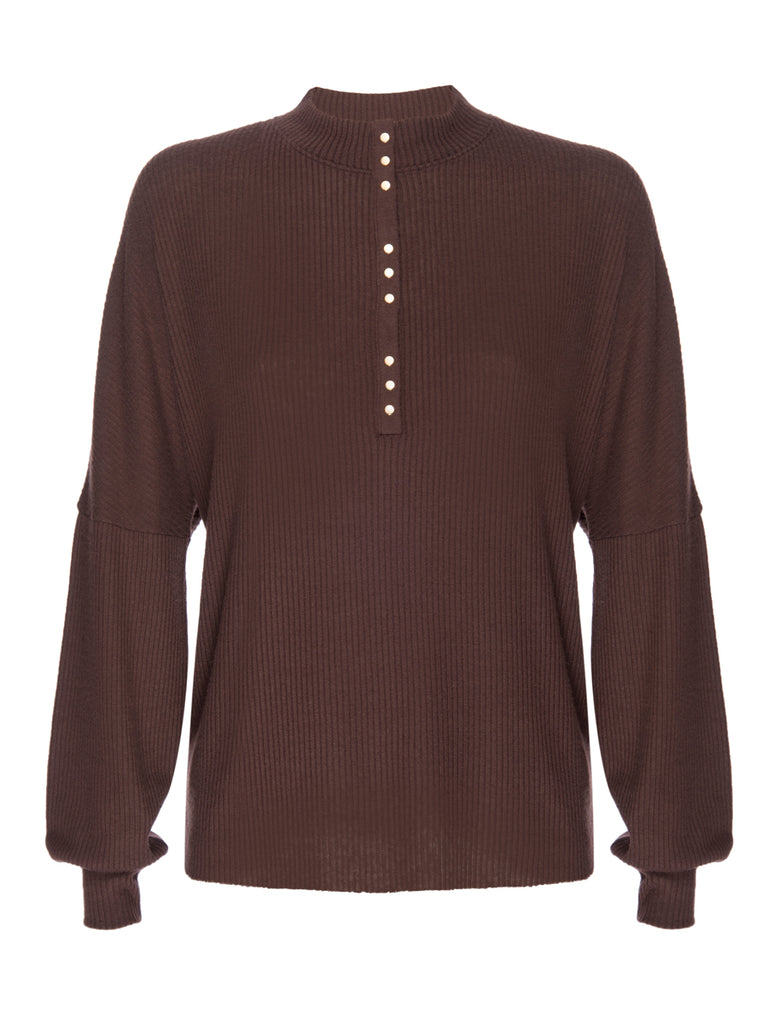 Nation LTD Roux Top in Bordeaux
