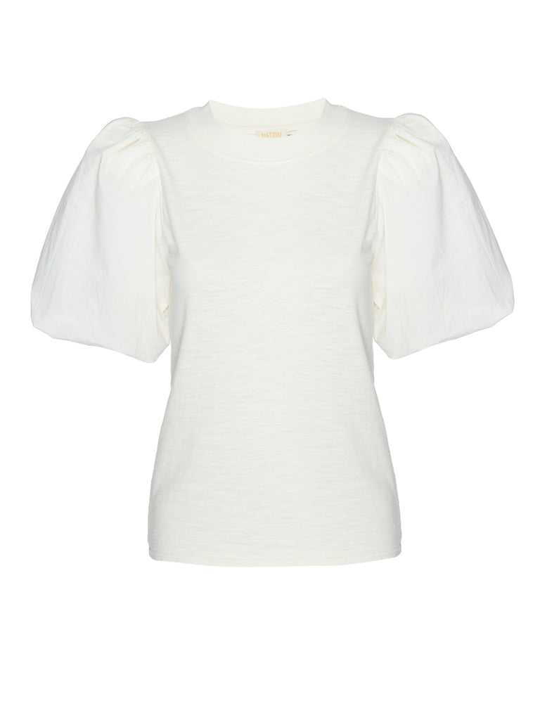Nation LTD Stacey Top in Off White