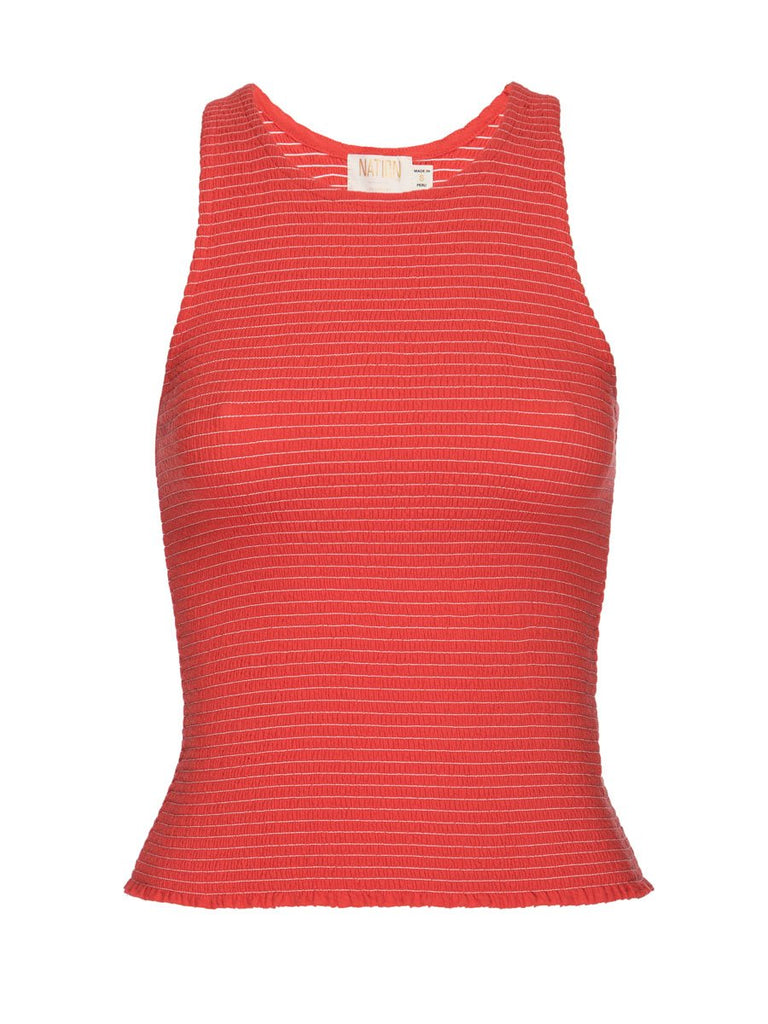 Nation LTD Summer Tank in Chili