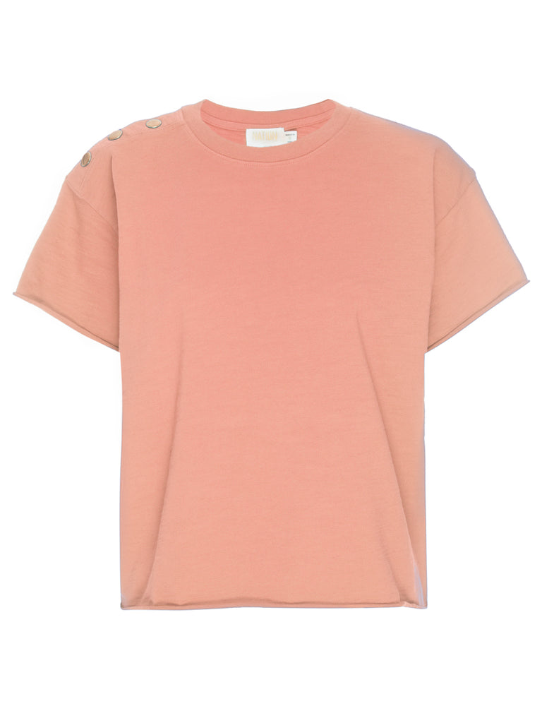 Nation LTD Terrin Top in Peached
