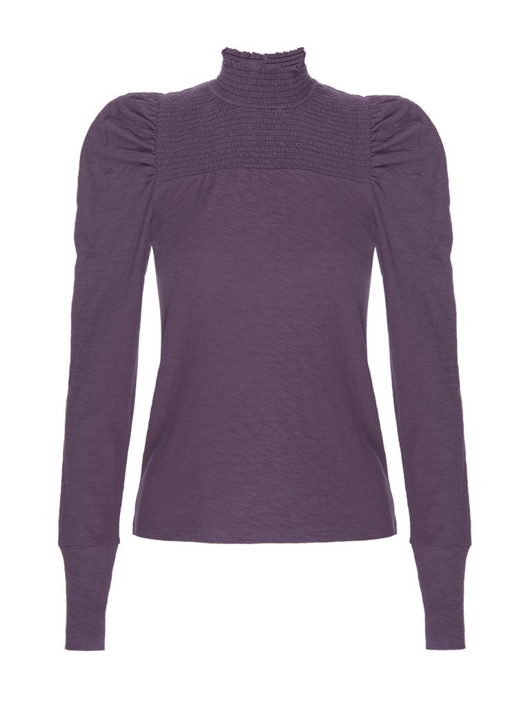 Nation LTD Zahara Long Sleeve in Purple Rain