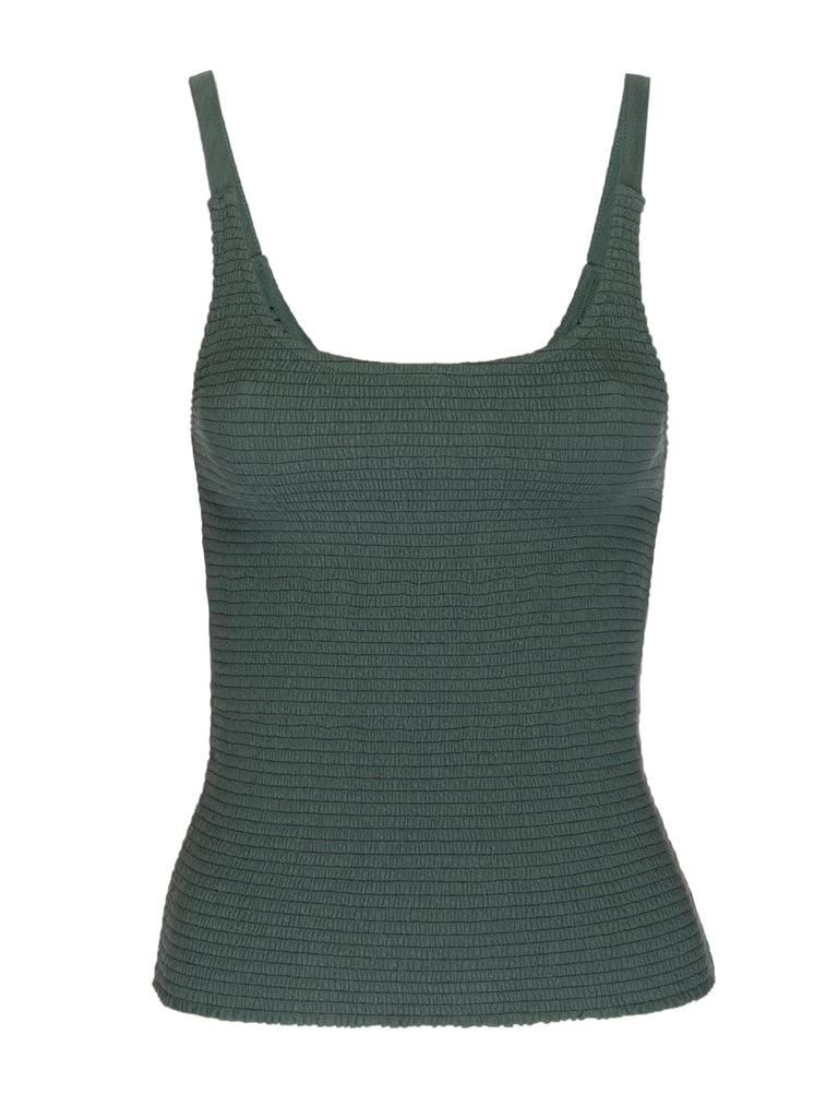 Nation LTD Zoey Tank in Pine