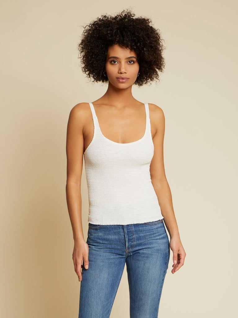 Nation LTD Zoey Cami in Off White